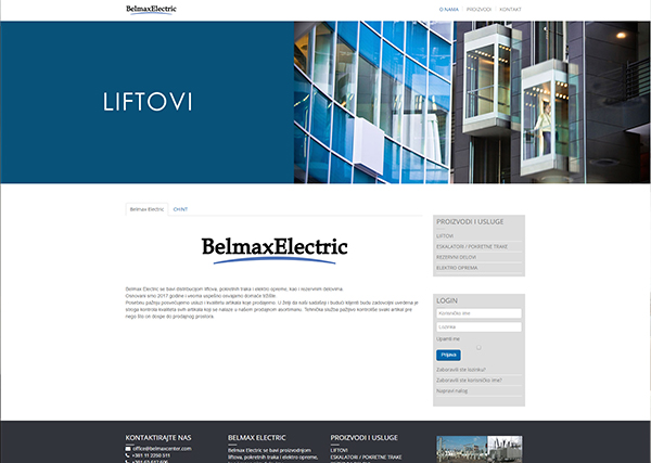 Belmax Electric